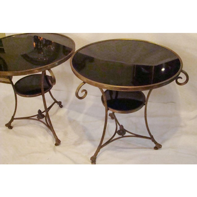 French French Gueridon Side Tables - A Pair For Sale - Image 3 of 10