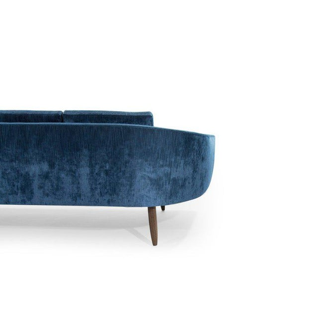 Adrian Pearsall for Craft Associates Cloud Sofa For Sale - Image 11 of 12