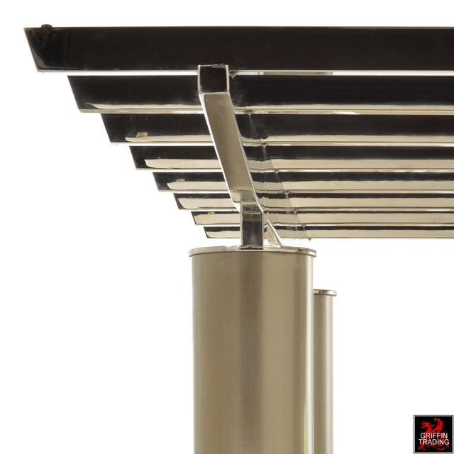 Brueton Dining Table by Tamarkin-Techler Group For Sale In Dallas - Image 6 of 10