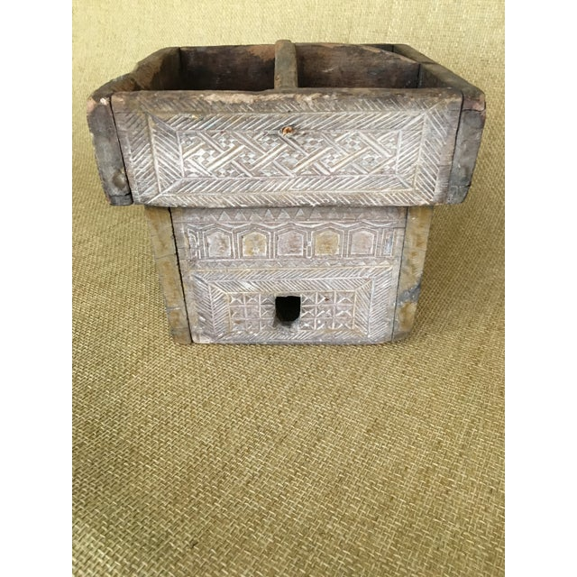20th Century Asian Style Wood Box For Sale In New York - Image 6 of 13