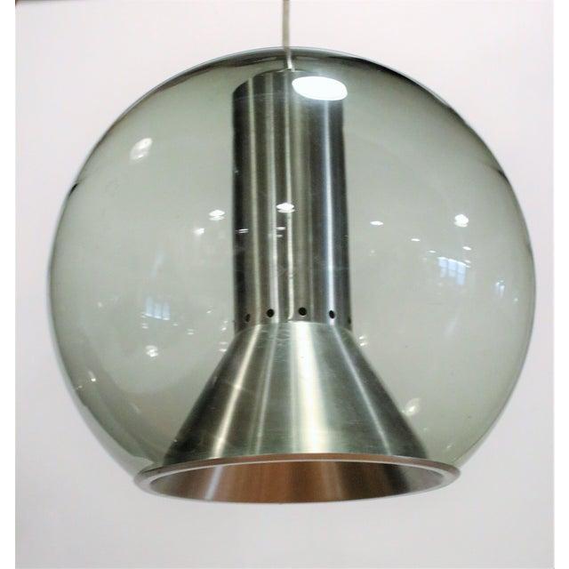 RAAK Ceiling Lamp by Franck Ligtelijn for Raak, 1960s For Sale - Image 4 of 6