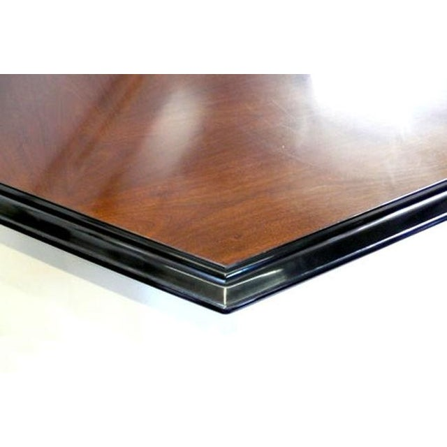 Monteverdi-Young Exquisite Dining Table by Maurice Bailey for Monteverdi & Young For Sale - Image 4 of 5
