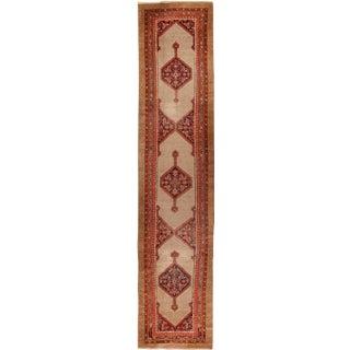 """Vintage Serab Persian Runner Rug 3'6"""" X 16'2"""""""