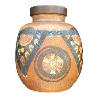 Mid Century Israeli Lapid Vase For Sale