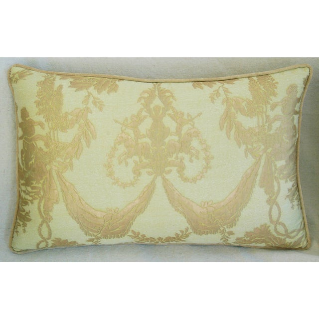 Italian Mariano Fortuny Boucher Pillows - A Pair - Image 10 of 11
