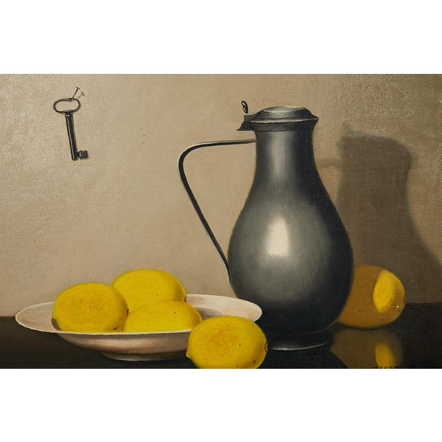 Pair of 19th Century Still Life Oil Paintings For Sale - Image 4 of 13