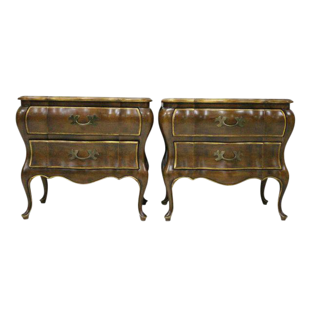 Vintage & Used French Provincial Nightstands