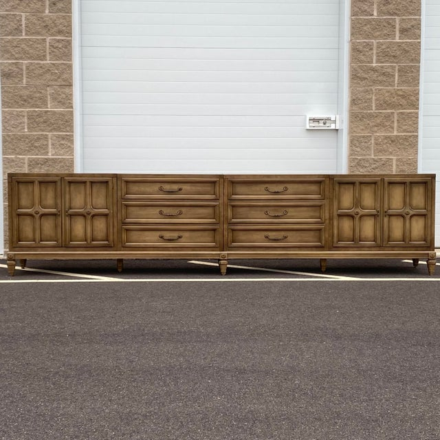 """Modular 129"""" Credenza by Union-National Inc. For Sale - Image 13 of 13"""