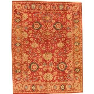 Pasargad Agra Oriental Wool Area Rug - 9' X 12' For Sale