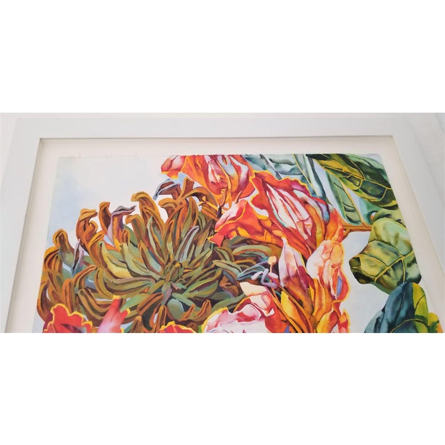 Art Museum Quality Watercolor Painting by Patricia Tobacco Forrester For Sale In Miami - Image 6 of 13