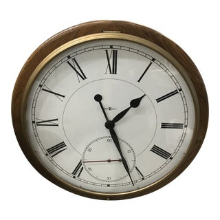 Howard Miller Wall Clock For Sale