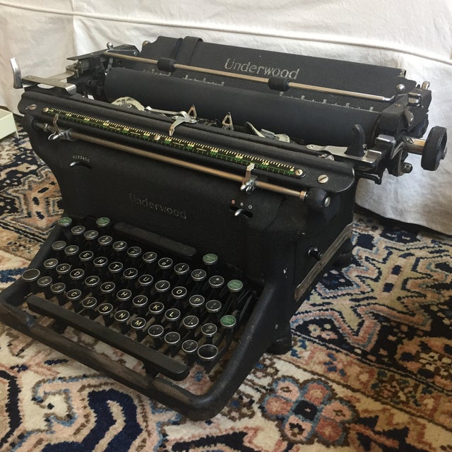 It belonged to my grandmother who used it for accounting and such tasks as these. It is a beautiful Peisker that deserves...