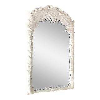 Pair of Plaster Framed Mirrors Talisman Edition 1970s For Sale