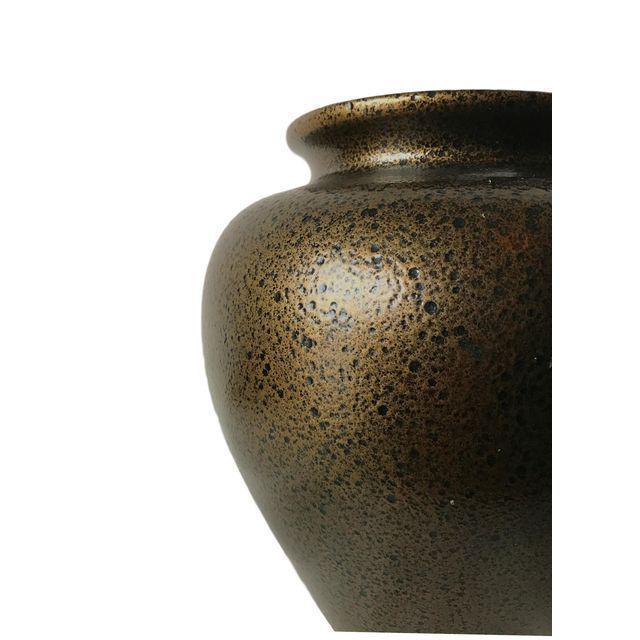Black & Gold Art Deco Vase - Image 3 of 3