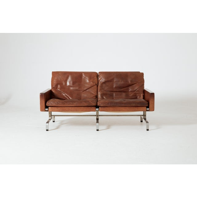 1950s Vintage Poul Kjaerholm 'Kjærholm' for E. Kold Christensen Pk-31 Sofa For Sale - Image 11 of 11