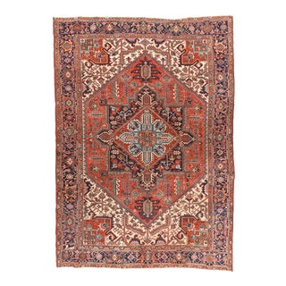 Vintage Persian Area Rug For Sale