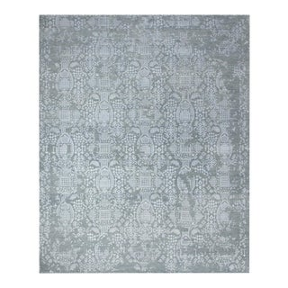 Harper, Transitional Transitional Hand-Knotted Area Rug, Anchor, 8 X 10 For Sale