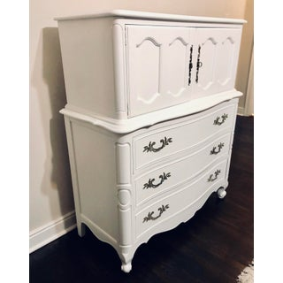 1960s Vintage Drexel French Provincial Chest Preview