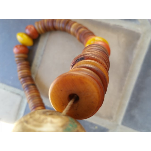 String of African Amber Beads - Image 6 of 6