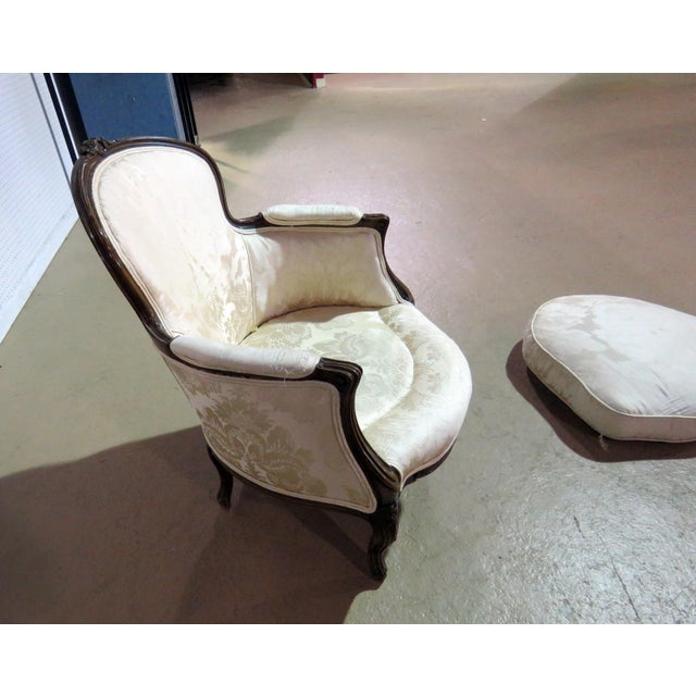 Louis XV Style Bergere - Image 8 of 11