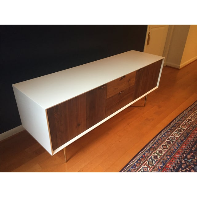 Mid-Century Modern Credenza - Image 5 of 6