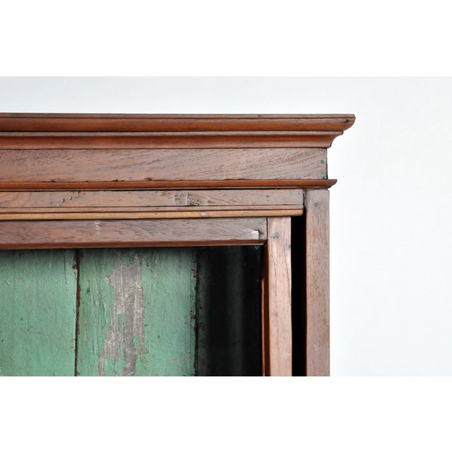 1950s British Colonial Bookcase For Sale - Image 9 of 13
