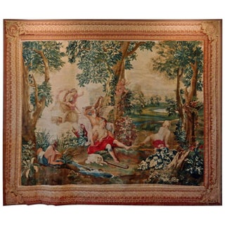 Louis XIV Gobelin Mythological Tapestry For Sale