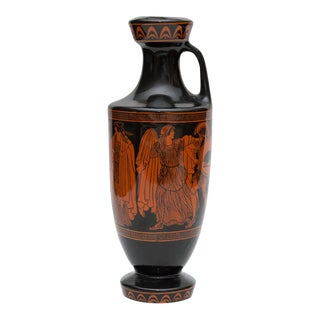 Mid Century Greek Amphora For Sale