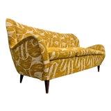 Image of Gio Ponti Mid-Century Modern Italian Sofa for Isa Bergamo For Sale