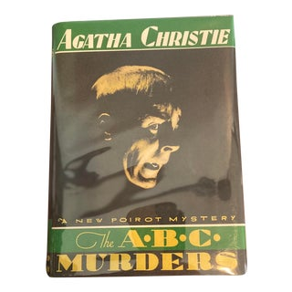 1930s The A. B. C. Murders Book For Sale