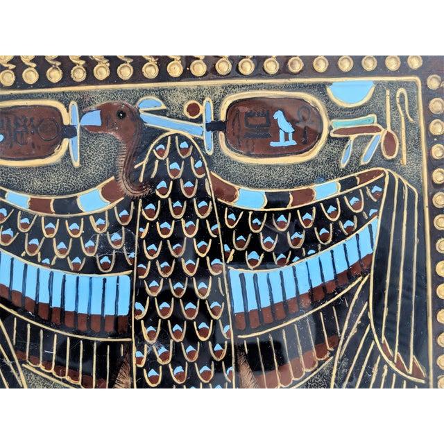 Egyptian Nekhbet Occasional Table - Image 8 of 11