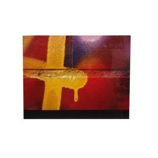 "1985 ""Graffiti Detail"" (1/10) Roberta Collier Florence Original Photograph For Sale"