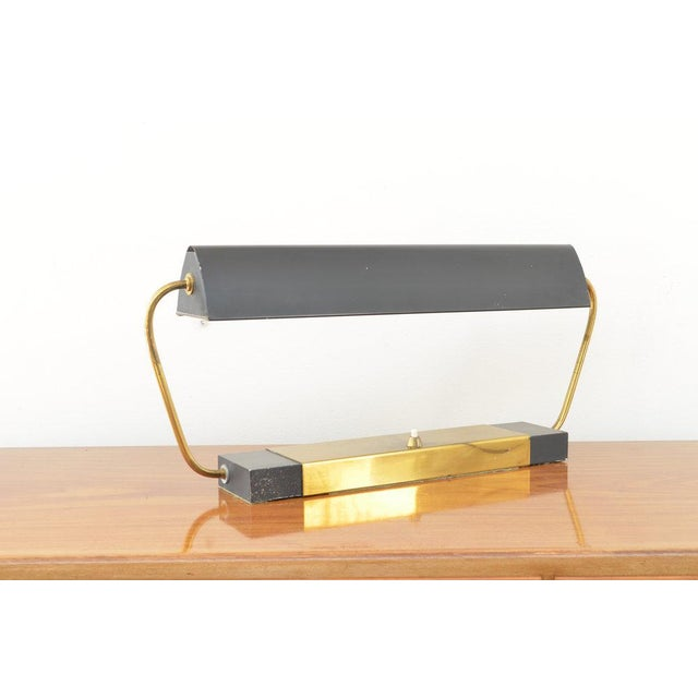 Italian Italian Desk Lamp by Stilnovo For Sale - Image 3 of 7