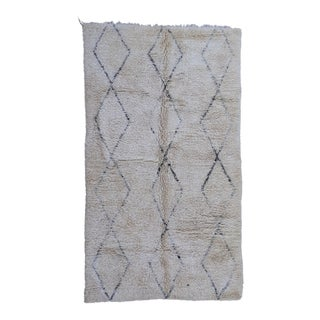 Beni Ourain Rug- 6′6″ × 10′1″ For Sale