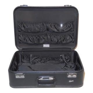 Vintage Skyway Suitcase With Keys