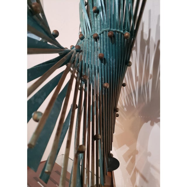 Abstract Curtis Jere Windmill Sculpture For Sale - Image 3 of 8