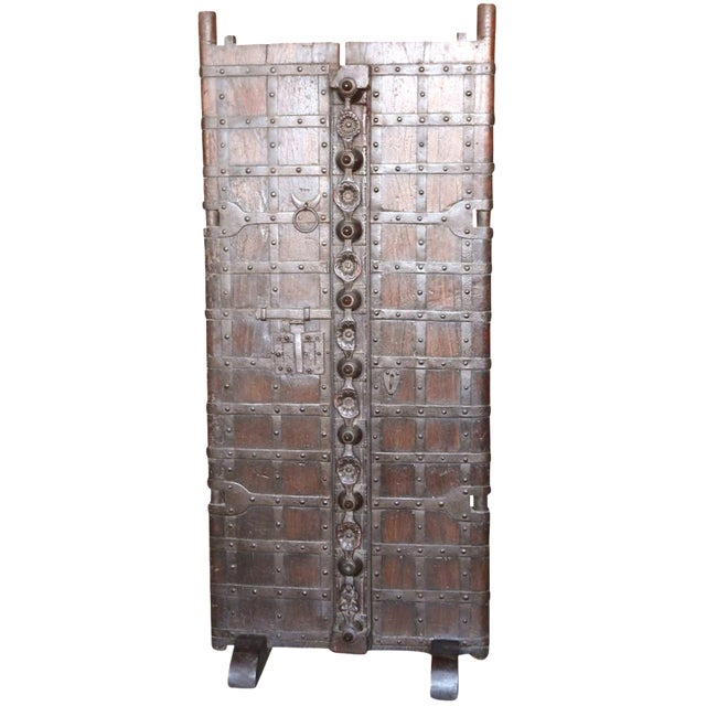 Indian Ironstap Door - Image 1 of 8