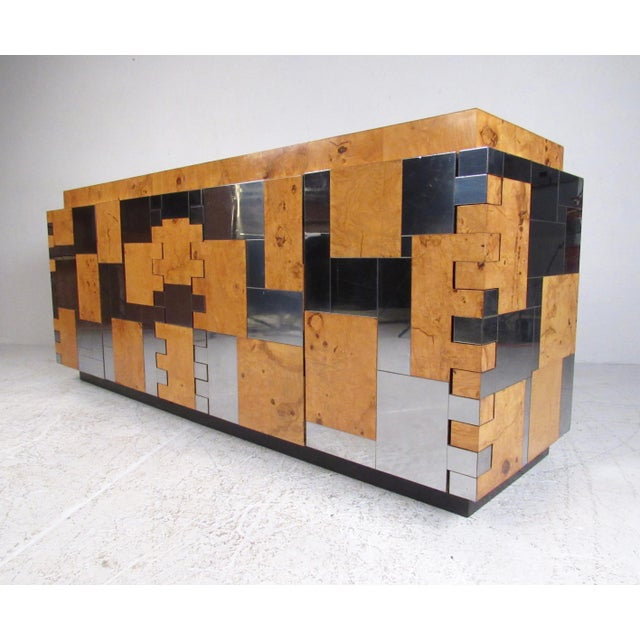 Paul Evans Cityscape Sideboard For Sale - Image 11 of 11