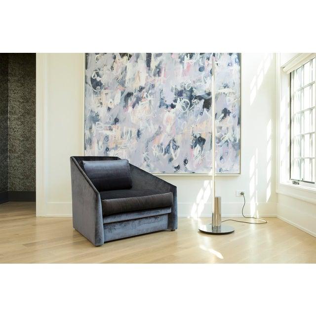 Chrome Nanda Vigo Floor Lamp For Sale - Image 7 of 7