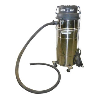 Soot Vacuum Cleaner