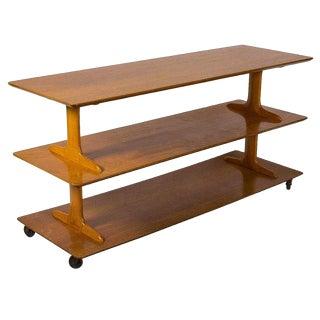 Modern Server /Console Table Att. t.h. Robsjohn-Gibbings For Sale