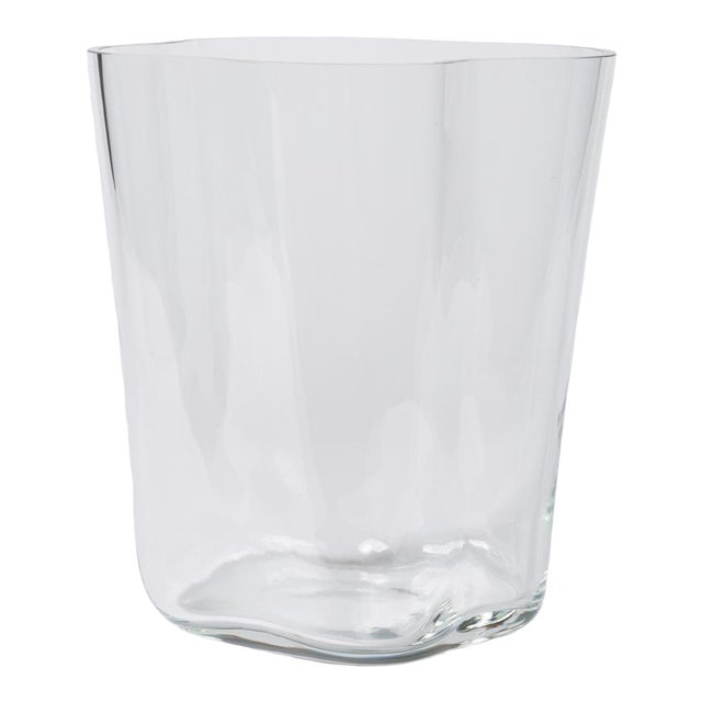 Tall Vase by Alvar Aalto for Iittala For Sale