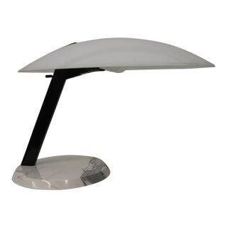Mid-Century Modern Murano Glass Desk Lamp For Sale