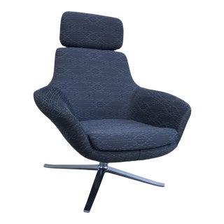 "Steelcase ""Bob"" Swivel Lounge Chair For Sale"