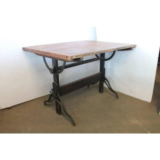 Antique Dietzgen American Drafting Table Preview