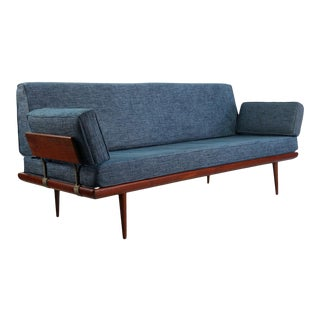 Minerva Sofa by Peter Hvidt and Orla Molgaard-Nielsen for France & Daverkosen, Denmark For Sale