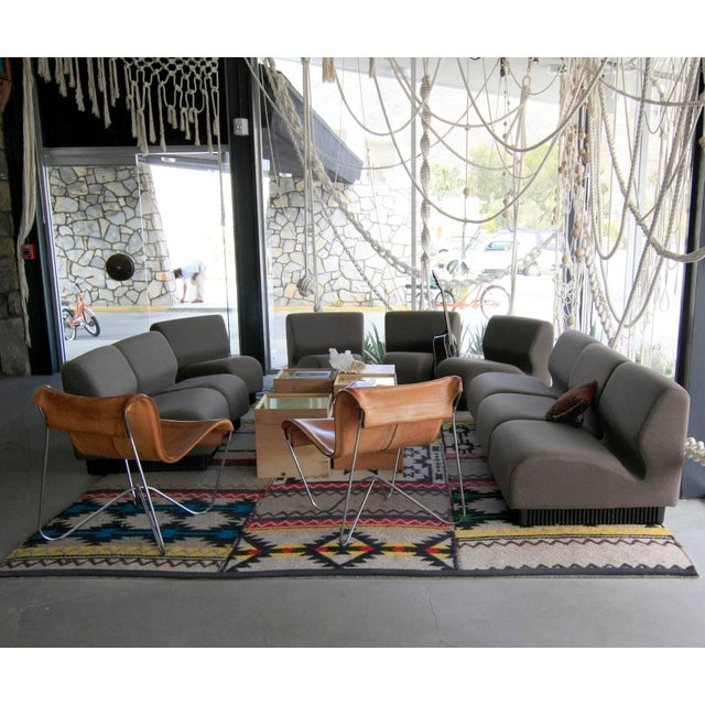 Modular Settee by Don Chadwick for Herman Miller For Sale - Image 9 of 10