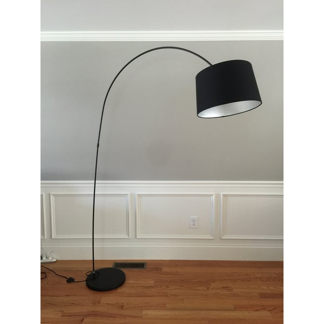 Original BoConcept floor lamp. Modern design, durable materials. Excellent condition. Works perfectly.