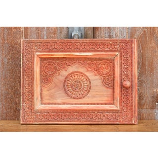 Aged Chinar Kashmir Wood Panel Preview