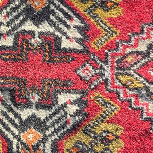 "Anatolian Persian Rug, 1'5"" x 3'3"" - Image 6 of 9"